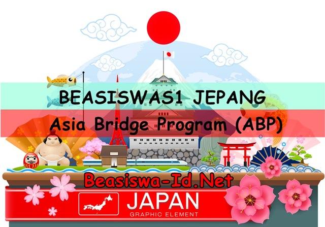 Beasiswa S1 Jepang dari ABP (Asia Bridge Program)