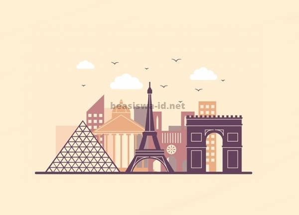 Ilustrasi Kuliah S2 Dan S3 Gratis Di Prancis