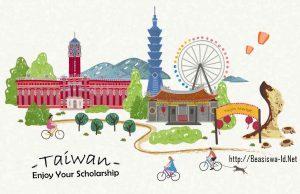 Info Beasiswa Taiwan S1 S2 S3 - 2017 2018