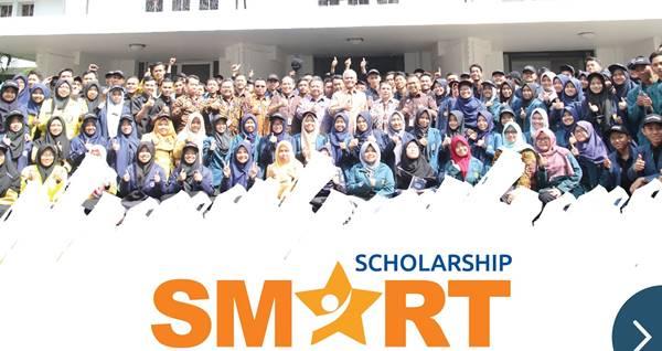 Penerima Beasiswa Smart Scholarship Dari Ybm Bri Periode Lalu